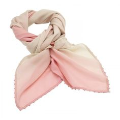 Paul Smith Dip dye scarf ($63) ❤ liked on Polyvore featuring accessories, scarves, pink, sciarpe, acessorios, women, pink shawl, paul smith, pink scarves and paul smith scarves