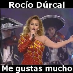 Rocio Durcal - Me gustas mucho acordes