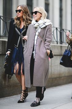 Stylish ways to stay warm for the last few weeks of chilly weather