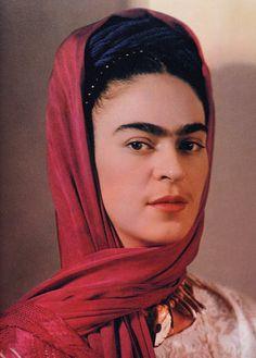 Frida Kalo.