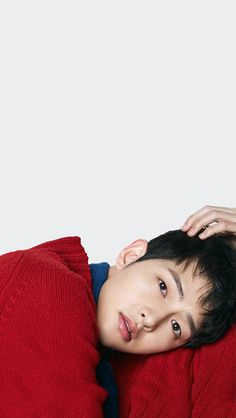 Lock Screens Song Joong Ki for Harper's BAZAAR China