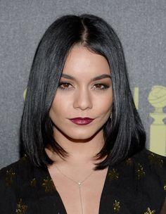 Vanessa Hudgens' Short Straight Cut - 50 Celeb Hairstyles You'll Want to Copy - Photos
