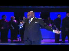 Pastor Marvin Winans sings I'm Over it Now  You Just Don't Wanna Know  H...