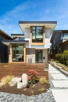 Image result for modern landscaping ideas front yard