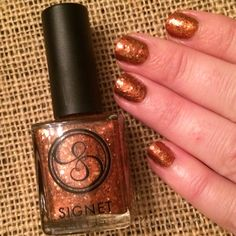 Pennies For Sale by Signet Nails www.signetnails.com