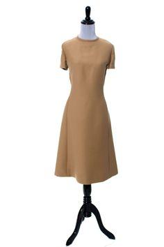 Dressing Vintage - Gary Keehn 2 pc vintage dress suit with fur trimmed jacket and belt, $595.00 (http://dressingvintage.com/gary-keehn-2-pc-vintage-dress-suit-with-fur-trimmed-jacket-and-belt/)