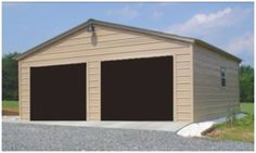 Are you looking to build a specifically sized structure to fit your needs? At Express Carports you can build custom configuration today!  Visit us at  to get started!