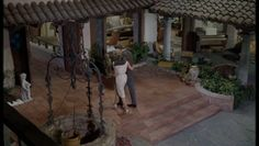 Just some more shots of the ranch house in the original Parent Trap movie.