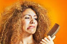 Reparar cabello dañado