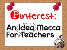 An Educator's Life: Pinterest- An Idea Mecca For Teachers. Post with 23 hand-picked boards to get your teacher ideas flowing!
