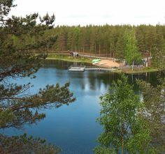 """104 tykkäystä, 1 kommenttia - Rokua Health & Spa Hotel (@rokuahealthspa) Instagramissa: """"Supisuomalaista maisemaa 💚 #Rokua #finnishnature #suomenluonto #visitrokua #rokuahealthspa #luonto…"""""""