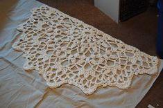 half circle crochet rug pattern - Google Search
