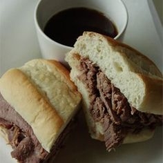 Easy Slow Cooker French Dip - Allrecipes.com
