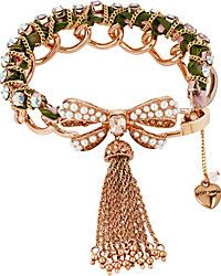 Bracelets - Shop Women's Fashion Bracelets from Betsey Johnson