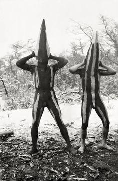 [Martin Gusinde - Tierra del Fuegan Indians, 1918-24]   57 фотографий