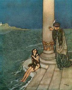 The little Mermaid - Kay Nielsen