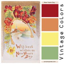 Ponyboy Press - zine maker, design lover, dedicated homebody: Search results for color palette Vintage Color Schemes, Vintage Colour Palette, Fall Color Palette, Colour Pallette, Vintage Colors, Hex Color Codes, Hex Codes, Color Psychology, Color Stories