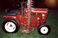 lawn tractor dual wheels | Wheel Horse Tractors Small Tractors, Compact Tractors, Old Tractors, Lawn Tractors, Antique Tractors, Vintage Tractors, Wheel Horse Tractor, Garden Tractor Pulling, Garden Tractor Attachments