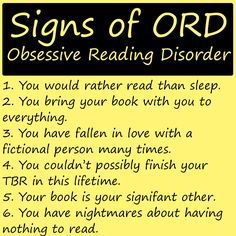 Is there a cure for ORD? If so, I don't want it!