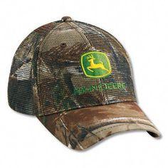 702bcdddf31f9 Men s John Deere Realtree Hardwoods Full Mesh Hat Cap -  www.greentoysandmore.com