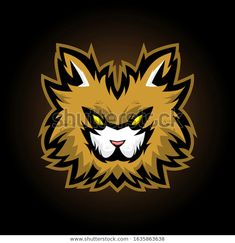 Find Cat Mascot Logo Vector Illustration Cat stock images in HD and millions of other royalty-free stock photos, illustrations and vectors in the Shutterstock collection. Logo Esport, Cat Logo, Pet Shop, Zentangle, Corporate Logo Design, Butterfly Logo, Esports Logo, Cat Vector, Abstract Logo