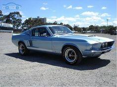 1967 original shelby gt500