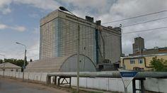 оао мєльница (Melnitsa, OAO) - Flour mill - #architecture #googlestreetview #googlemaps #googlestreet #russia #omsk #brutalism #modernism