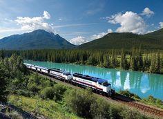 Rocky Mountaineer - Canadá