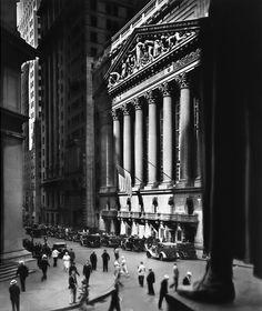Berenice Abbott, NY, 1933