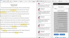 3 Great Grading Add-ons for Google Docs ~ Educational Technology and Mobile Learning