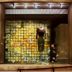 1000 Images About Anthropologie Displays On Pinterest