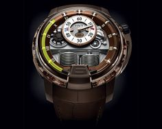 The Innovative and Exclusive HYT H1 Cigar Timepiece