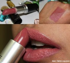 MAC Twig Lipstick  , MAC Nude lipstick- supet nice pink brown nude color.