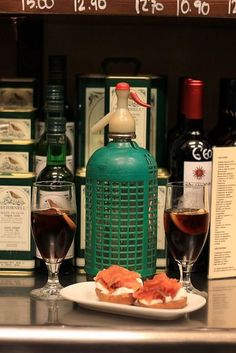 5 mejores bares vermut bcn