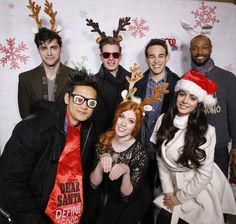 Image result for shadowhunters cast