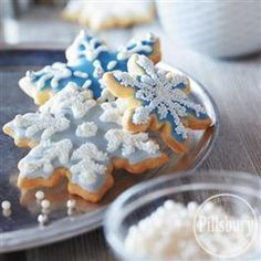 Classic Sugar Cookies from Pillsbury® Baking - This is the best classic sugar cookie recipe I've ever made hands down.