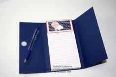 Scrapbook toujours avec Isabelle Lefebvre Stampin Up, Scrapbook, Stamping Up, Scrapbooking, Guest Books, Scrapbooks