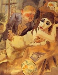 German artist Georg Grosz  Discover the coolest shows in New York at www.artexperience...