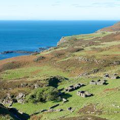 Crackaig, on the Treshnish Headland walk, Isle of Mull