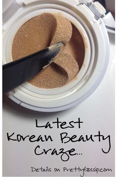 Latest Korean Beauty Craze! Before and After photos, swatches and tips on how to make it last! #prettygossip #korean #beauty