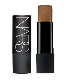 Cream bronzer to do quick low lights, then blend. Better than powder which can fall into cracks emphasizing wrinkles. (Nars the Multiple Bronzer in Tuomota)