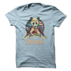 Mr Panda For President T-Shirts, Hoodies. ADD TO CART ==►…