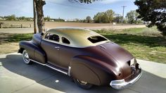 Chevy, Chevrolet, Square Windows, Good Looking Cars, Riverside California, Roof Colors, Lead Sled, Beautiful Lines, Rear Window
