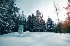 Photographer, Vesa Lehtimäki, Star Wars Hoth Scenes