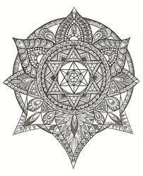 sacred geometry tattoo, lotus...