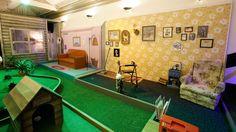 Holey Moley - Mini golf in Newtown