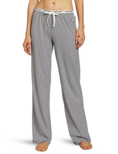 Tommy Hilfiger Women's Basic Logo Pajama Pant Tommy Hilfiger. $24.00. 95% Cotton/5% Spandex. Made in India. Logo waistband and logo stiched at the hip. Machine Wash. Long Pajama pant with a wide leg and working drawtie