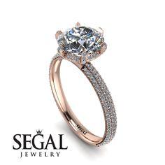 Round Diamond Engagement Rings, Diamond Wedding Rings, Halo Engagement, Diamond Sizes, Unique Rings, Rose Gold, Diamonds, White Gold, Products