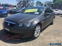 2009 Holden Calais VE MY09.5 V Grey Automatic 5sp A Sedan #holden #calais #forsale #australia