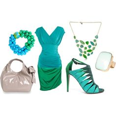 Spring Lunch Date, created by kmchvd.polyvore.com